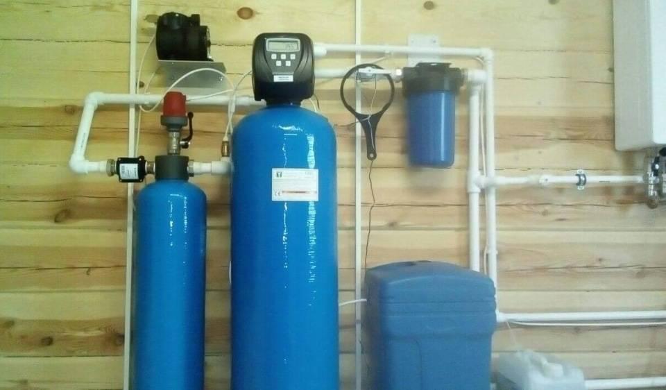 Вода из скважины пахнет сероводородом, что делать