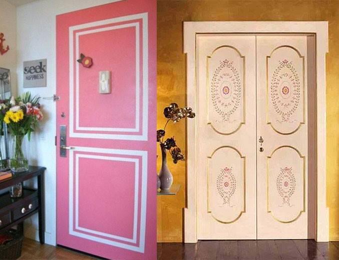 Реставрация межкомнатных дверей (29 фото): как обновить старые деревянные конструкции из массива дерева своими руками, как отреставрировать двери из шпона