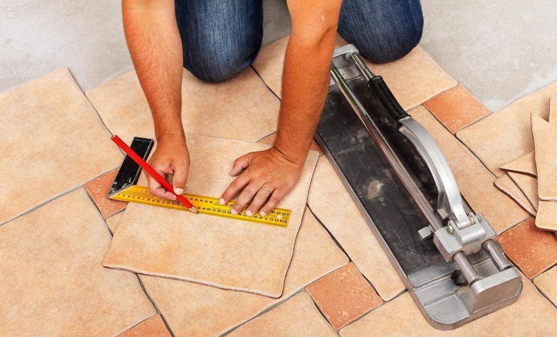 Подготовка поверхности для укладки плитки: советы мастеров