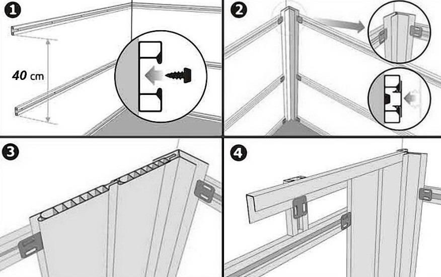 Как выполнить своими руками обшивку стен пластиковыми панелями