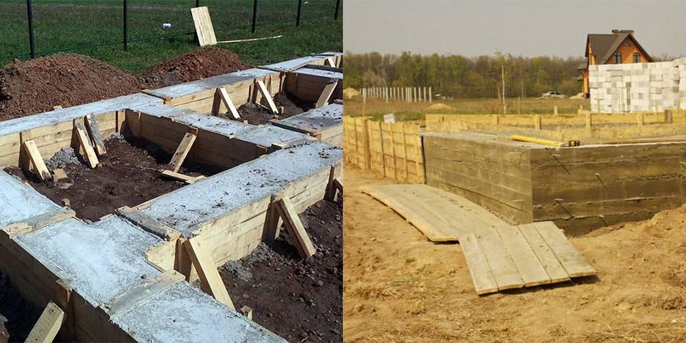 Когда снимать опалубку после заливки бетона летом  сроки - варианты пола
