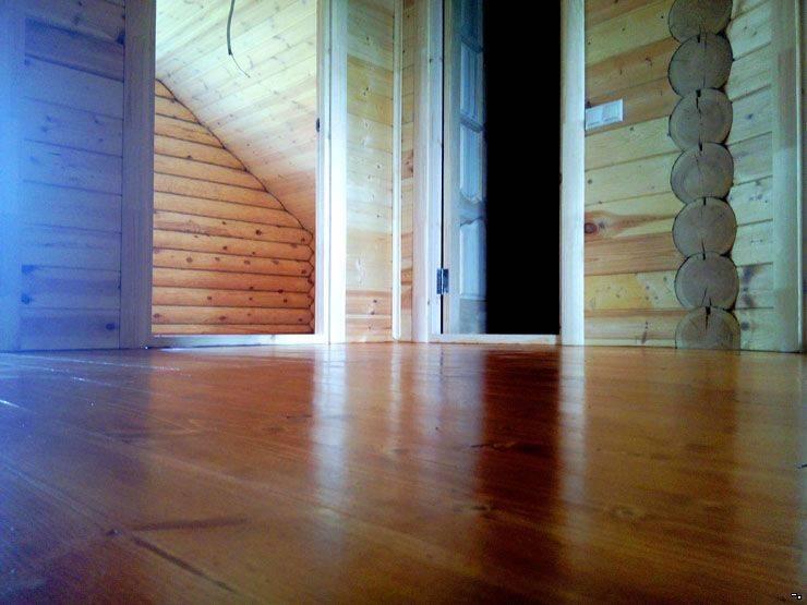 Отделка деревянного дома внутри: технические нюансы