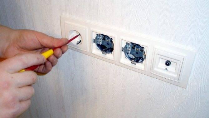 Как установить розетку: советы профессионалов по монтажу розеток в стены