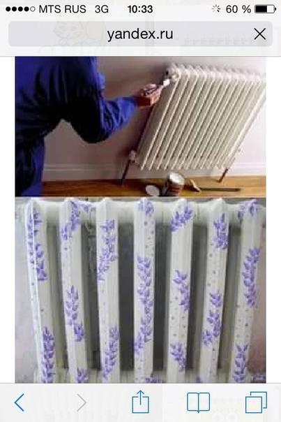 Какой краской покрасить батареи отопления: чем лучше красить батареи, краска без запаха, фото и видео