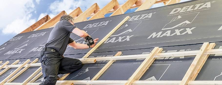 Какую пленку выбрать для гидроизоляции крыши?