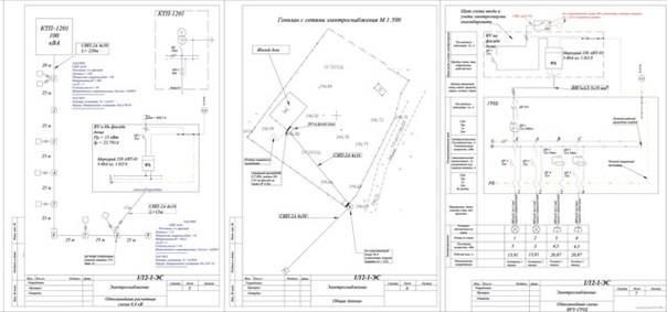 Технический циркуляр 10/2006 «о схемах временного электроснабжения строительных площадок»