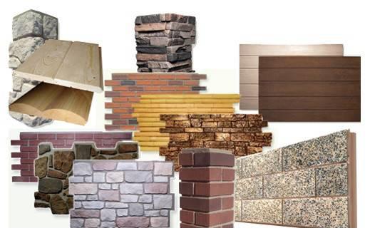 Облицовка фасада дома - какой материал лучше для отделки