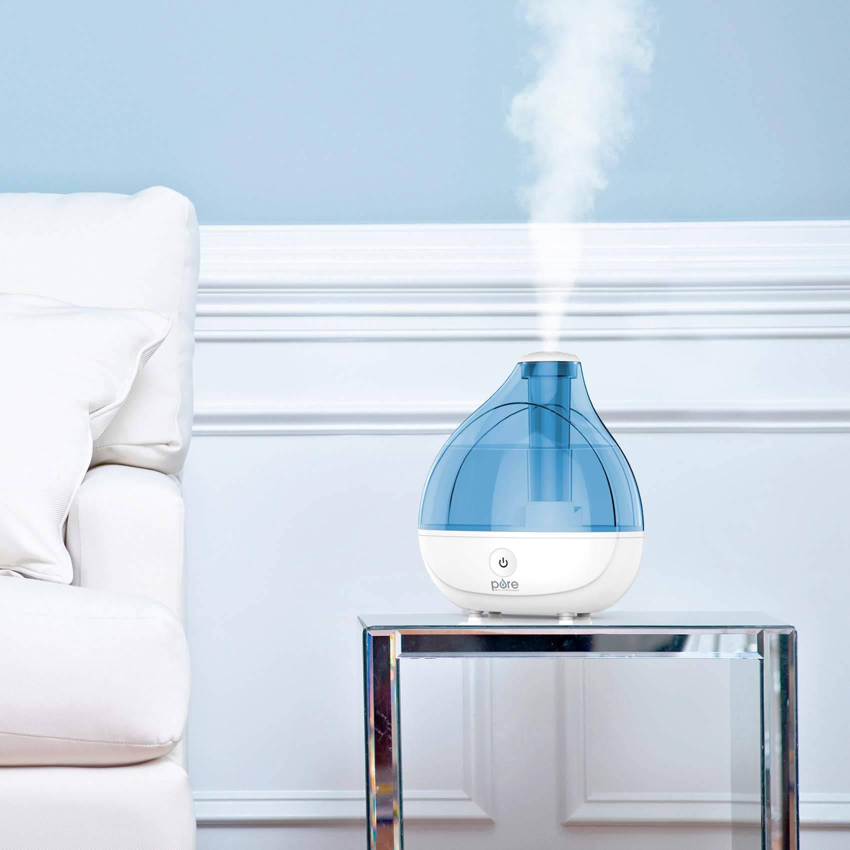 Как выбрать увлажнитель воздуха: параметры и лучшие модели