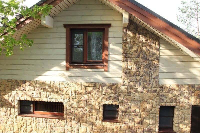 Облицовка фасада дома: какой материал лучше?
