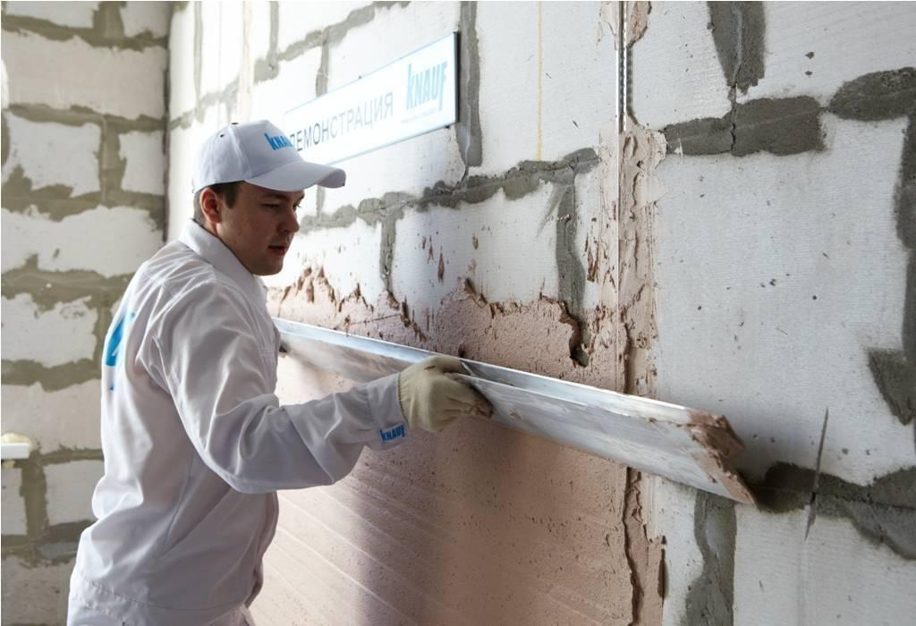 Выравнивание стен под обои своими руками (видео)