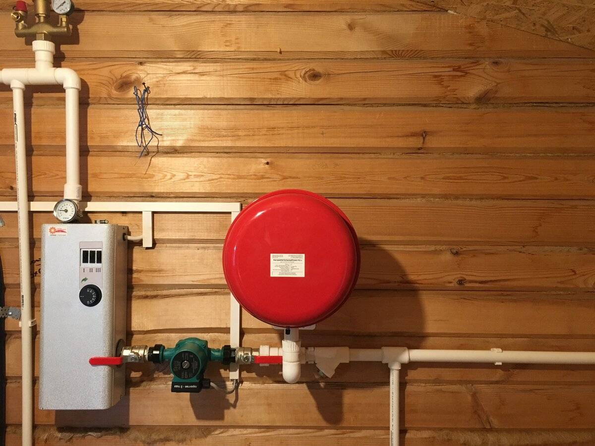 Подключение электрокотла к системе отопления — монтаж и схема. жми!