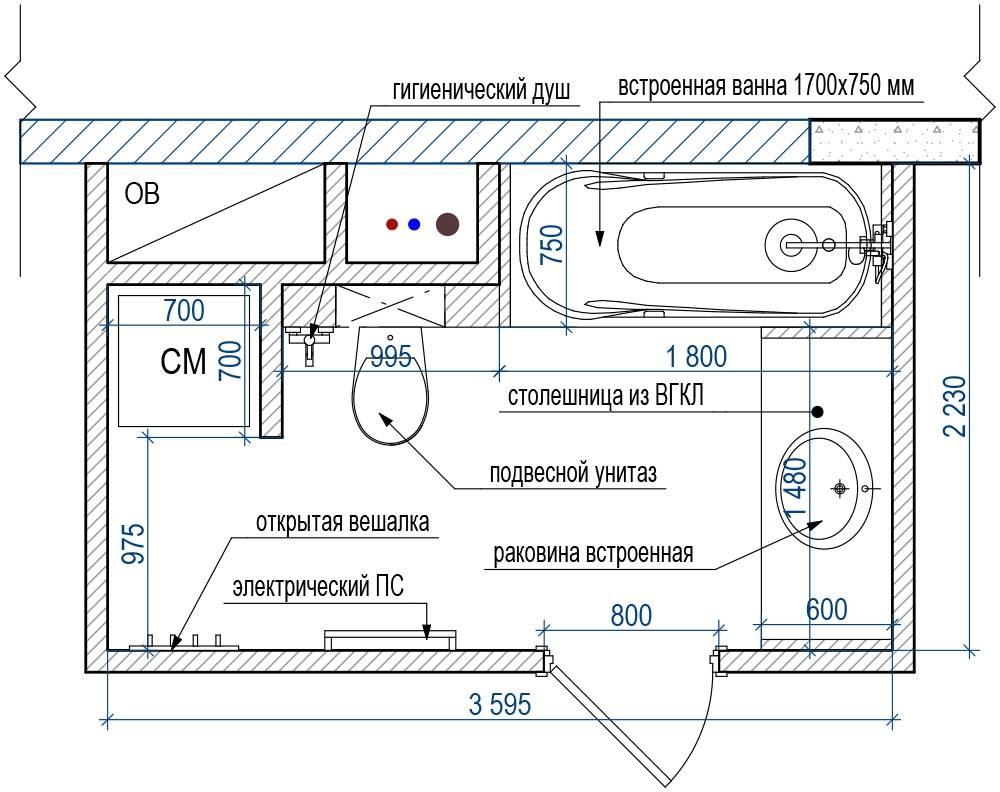 Электропроводка в ванной: как сделать