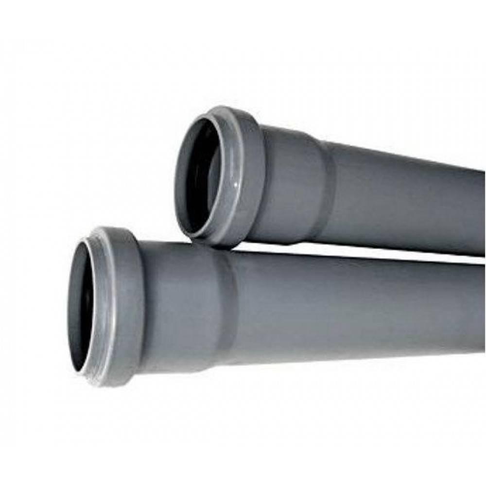 Труба канализационная пластиковая 50 мм и какие размеры выбрать?