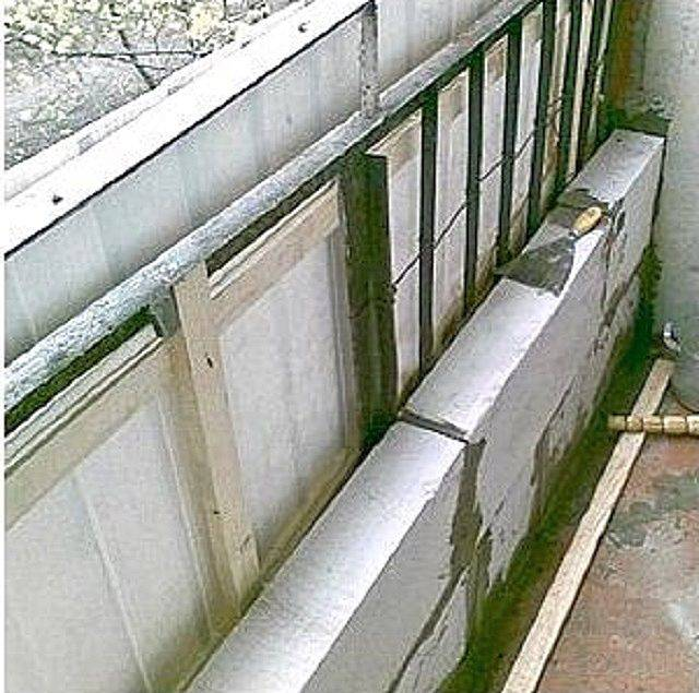 Калькулятор расчёта требуемой толщины утепления лоджии или балкона