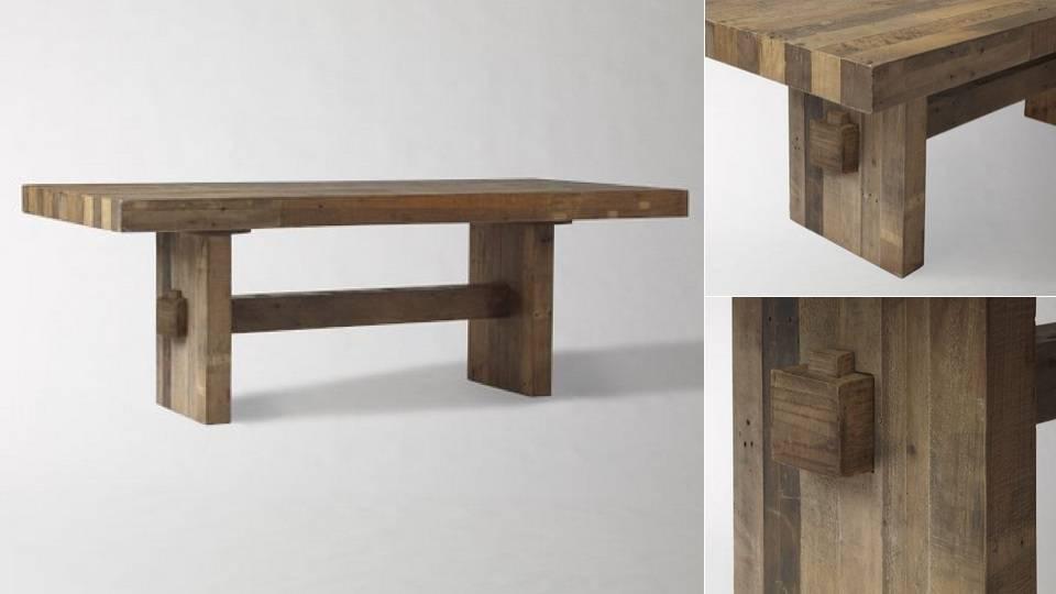 Дачный стол: 90 фото и рекомендации по подбору модели