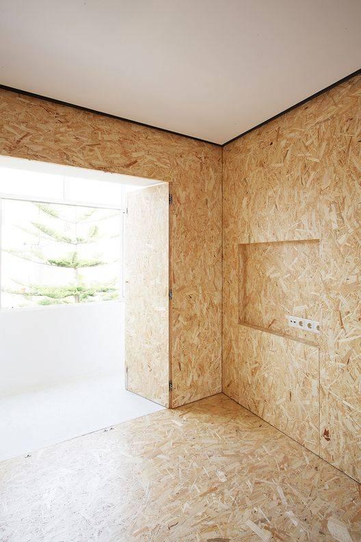 Отделка осб внутри дома и снаружи: материалы и технологии