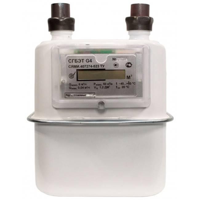Замена газового счетчика. как сделать правильный выбор?