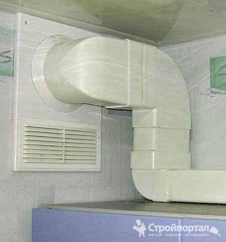 Выбор воздуховода для вытяжки