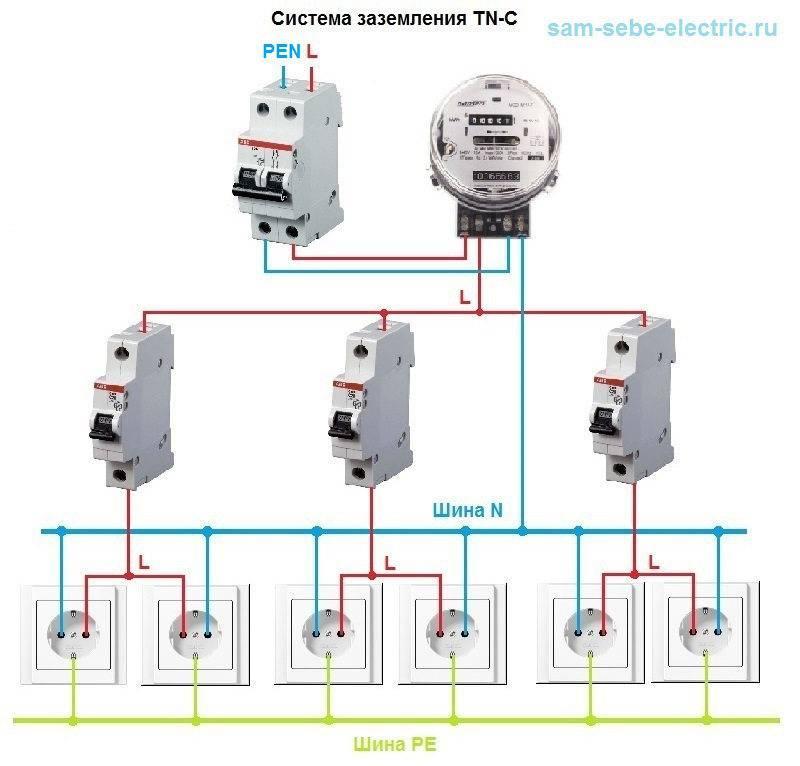 Схема подключения и правила монтажа дифавтомата: как установить своими руками. варианты подключения, 160 фото и видеоинструкция для новичков