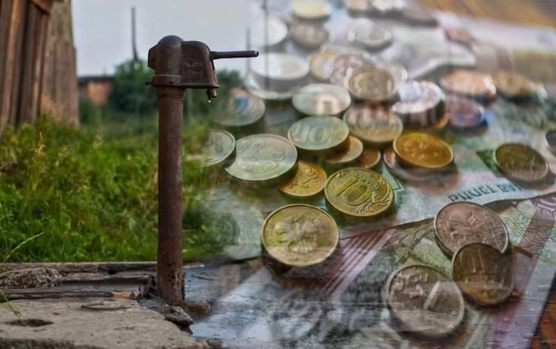 Налог на воду из скважины: правильность расчетов и уплата 2019
