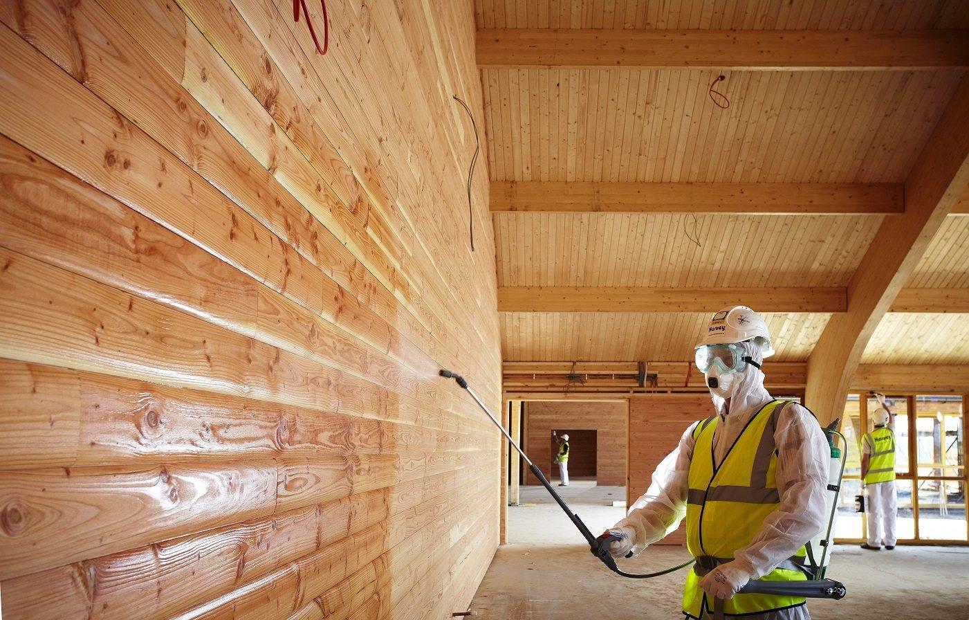 Чем покрыть вагонку внутри дома, чтобы не потемнела древесина | строительство. деревянные и др. материалы