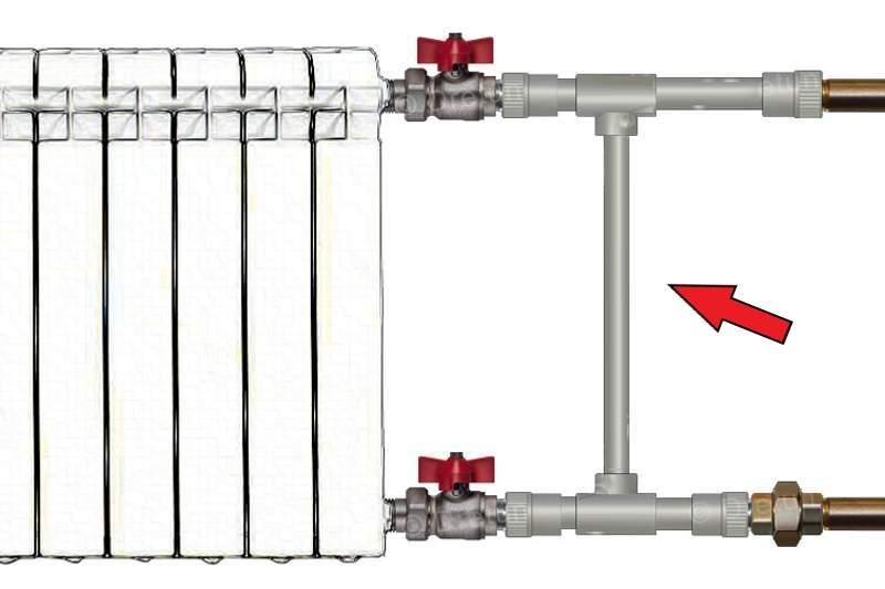 Байпас в системе отопления: зачем он нужен и как его установить