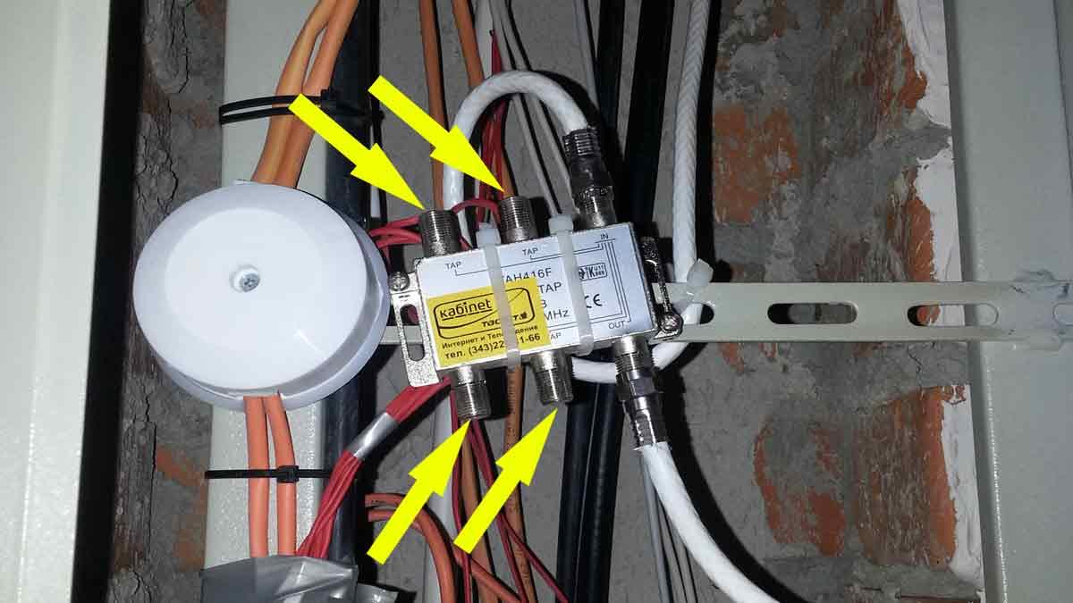 Критерии выбора кабеля для видеодомофона