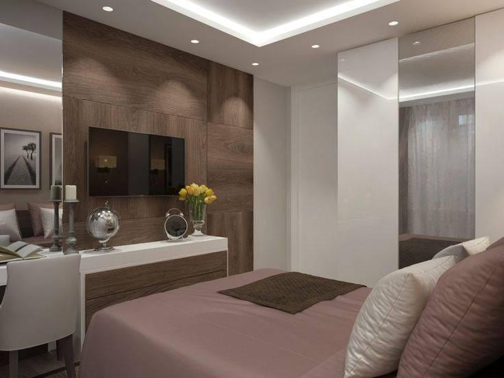 Дизайн однокомнатной квартиры 35 кв. м. 5 фото – проектов – ваш надёжный дом