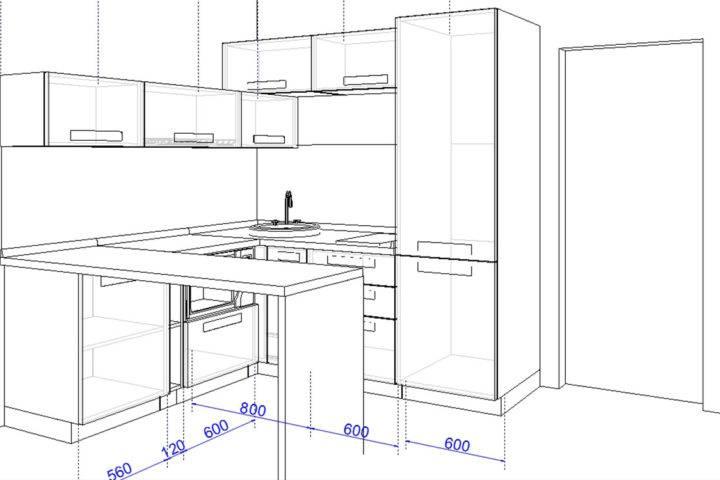 Барная стойка на кухне своими руками: пошаговая инструкция, ширина и высота стойки, фото, видео, » интер-ер.ру