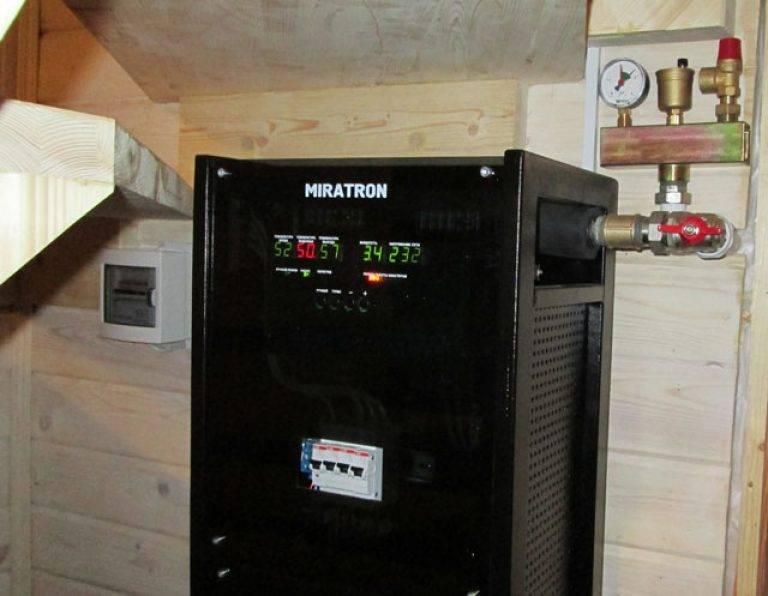 Оправданы ли индукционные электрические котлы в системе отопления частного дома