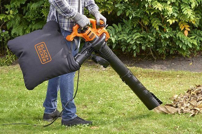 Рейтинг электрических садовых пылесосов для сбора листьев: топ лучших