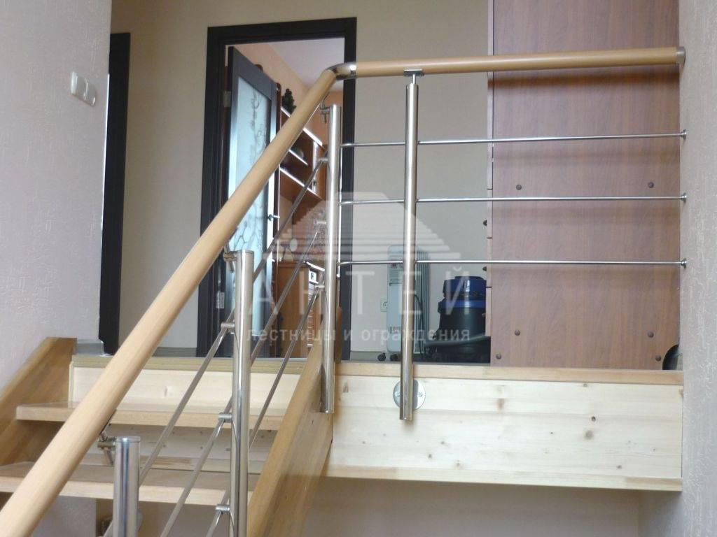 Высота перил на лестнице по гост: стандарты высот ограждений и поручней