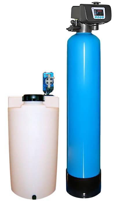 Очистка воды из скважины от железа: способы обезжелезивания