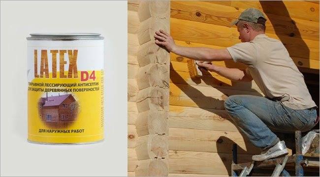 Чем обработать деревянный дом снаружи: рекомендации специалиста