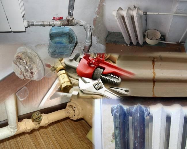 Как устранить течь в алюминиевом радиаторе отопления? - strtorg.ru