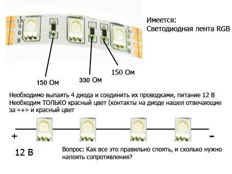 Как проверить светодиодный светильник на работоспособность