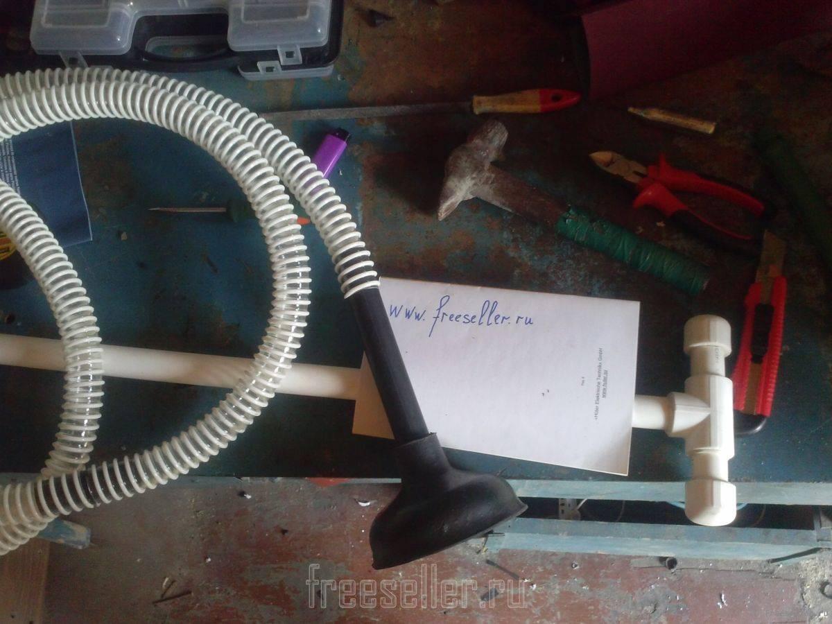 Пылесос для бассейна своими руками: простые инструкции изготовления с фото и видео