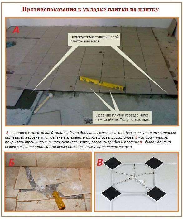 Как клеить плитку на пол: советы по выбору плитки и как правильно приклеить ее на пол