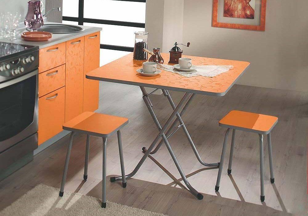 Кухонные столы раскладные для маленькой кухни: 60+ лучших идей