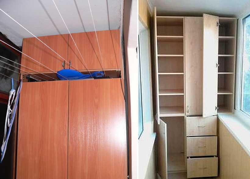 Как сделать шкафчик на балконе своими руками - клуб мастеров