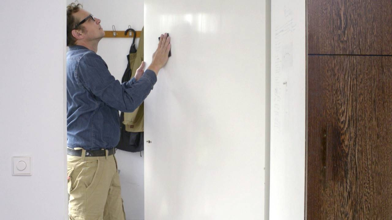 Можно ли покрасить двери из шпона - клуб мастеров
