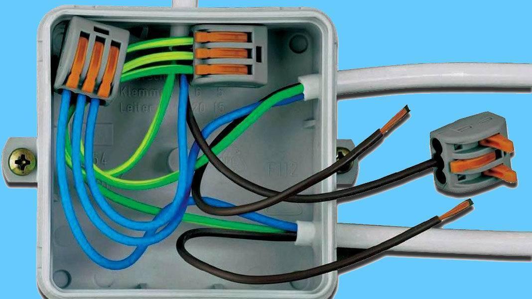 Монтаж распаечных коробок - пошаговая инструкция по установке подрозетников и распаечных коробок