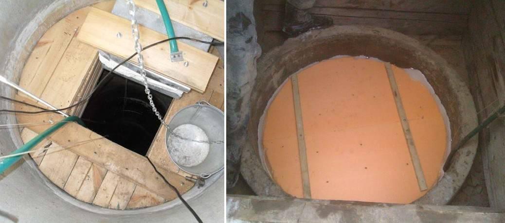 Подготовка к зиме: защищаем от промерзания скважину и водопровод