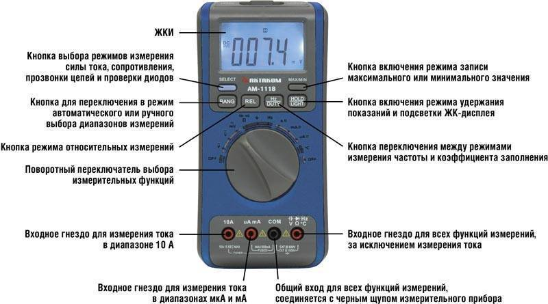 Как правильно пользоваться мультиметром: инструкция для чайников