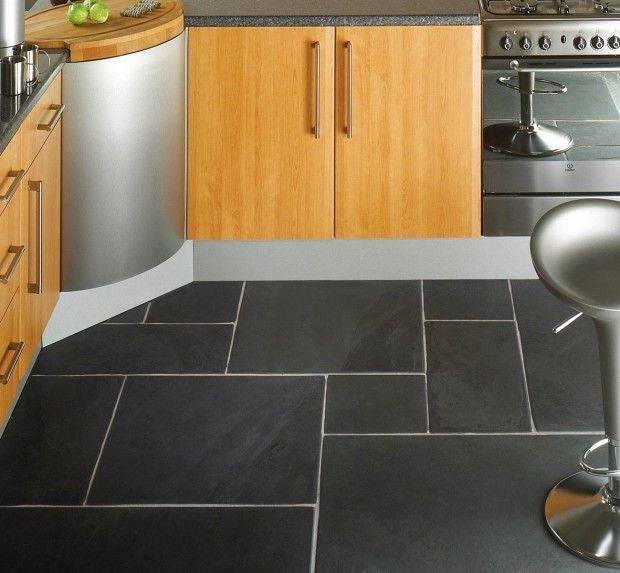 Выбор покрытия для кухонных полов, каким материалам отдать предпочтение?