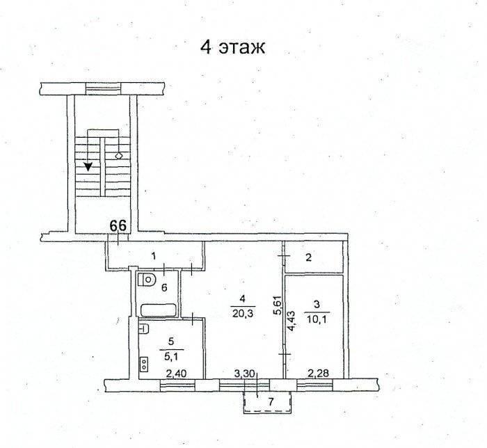Дизайн двухкомнатной хрущёвки: советы от дизайнеров, лучшие решения для ремонта