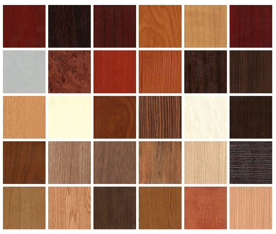 Цвета дсп для мебели: светлые и темные оттенки древесины в интерьере комнаты