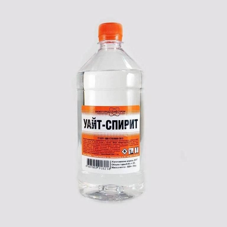 Растворитель уайт-спирит — свойства и особенности использования