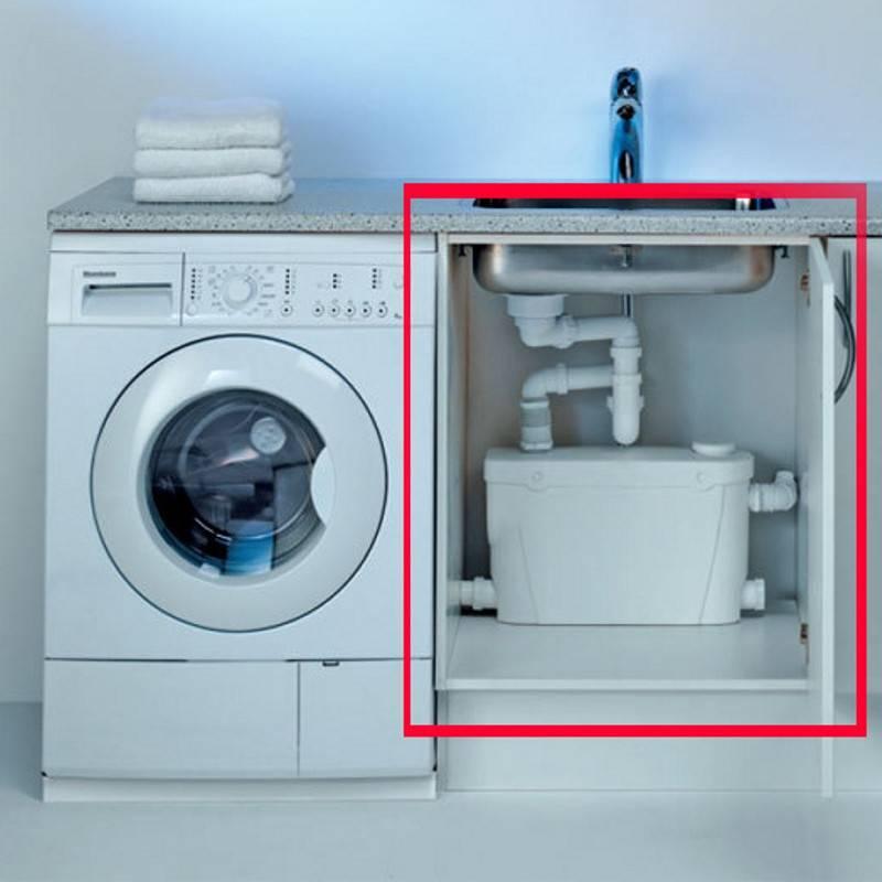 Особенности канализационного насоса для кухни