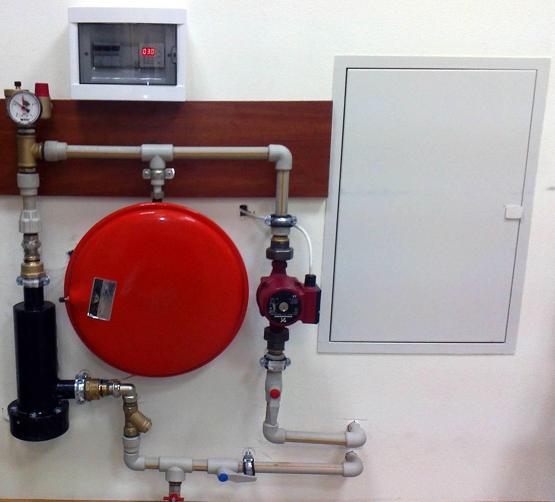 Правила установки и выбора электрокотла для отопления частного дома